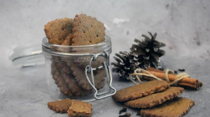 Holland karácsonyi keksz